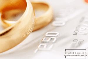 credit and divorce
