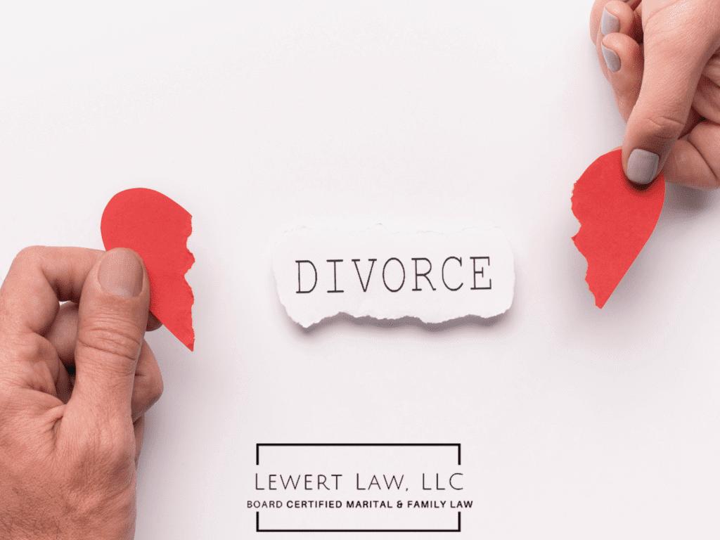 Complicated divorce