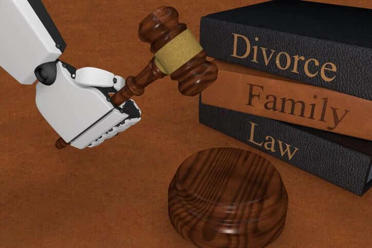 AI Helps Divorce