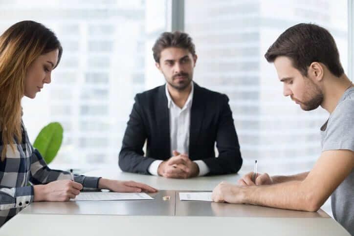 Divorce Mediation Fails