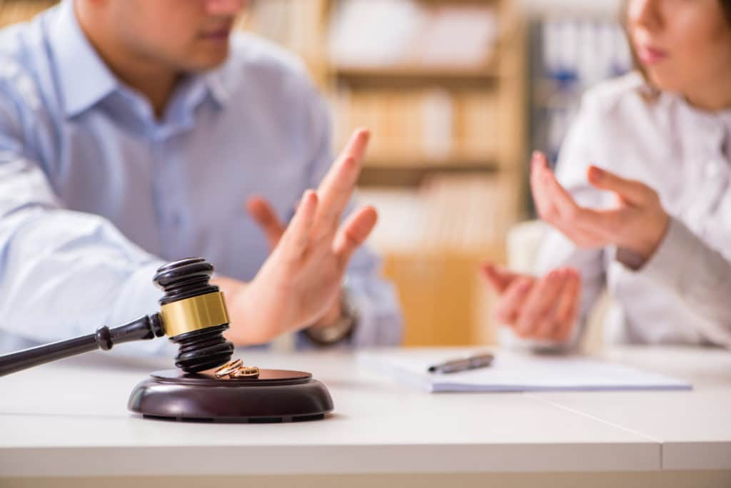 Difference Between a Motion for Contempt and Enforcement